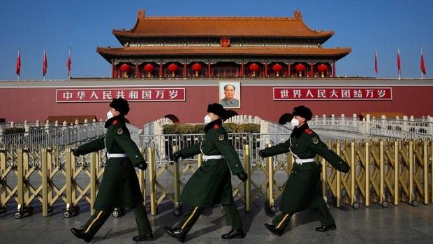 El comunismo chino tiene miedo