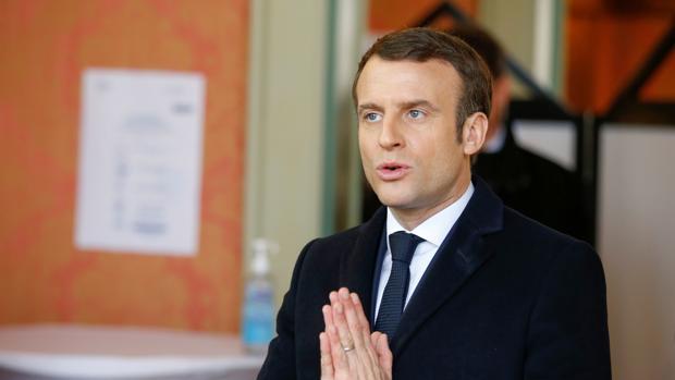 Infectados tres miembros del Gobierno de Macron