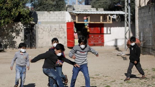 La ONU alerta del «desastre» que puede causar el coronavirus en un lugar bloqueado como Gaza