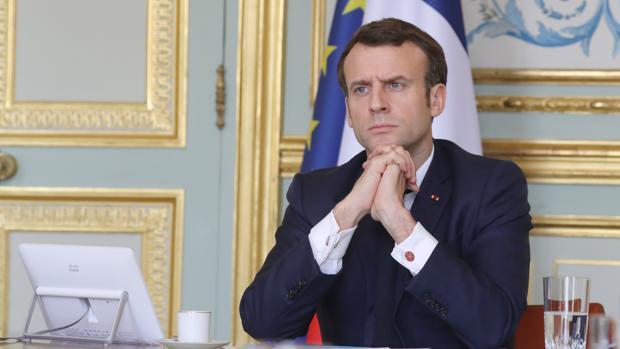 Macron anuncia más protagonismo al Ejército en la lucha contra el coronavirus