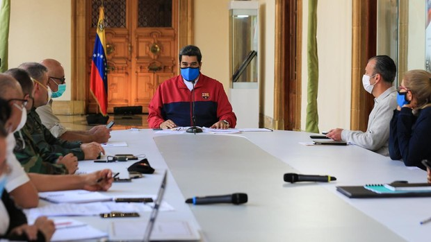 Maduro acusa a Leopoldo López de «conspirar para asesinarlo» desde la embajada de España en Caracas
