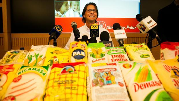 Maduro ordena la intervención de empresas de alimentos en plena pandemia