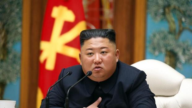 Corea del Norte difunde mensajes de Kim Jong-un sin mostrar su imagen