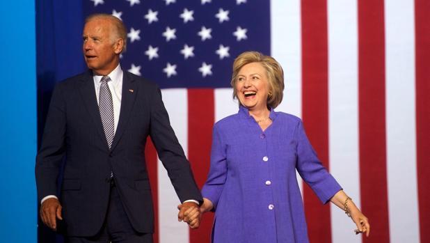 Hillary Clinton respalda la candidatuta de Biden a la Presidencia de EE.UU.