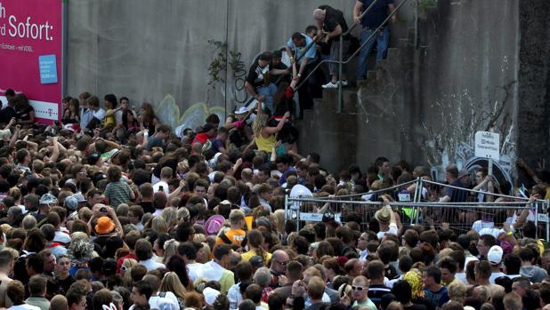 Concluye sin sentencia el juicio por la tragedia de la Loveparade en la que murieron 21 jóvenes en Alemania
