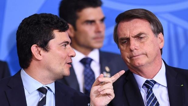 El juez «verdugo» de Lula da Silva amenaza también a Bolsonaro