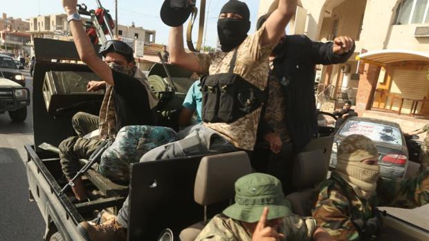 Cientos de paramilitares rusos combaten en el bando rebelde en Libia, según la ONU