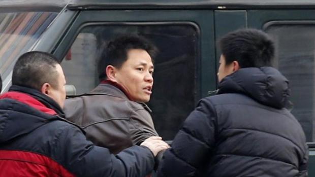 Detenido un disidente chino por pedir reformas políticas antes de la Asamblea Nacional