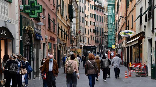 Un estudio italiano muestra que el coronavirus mata el doble en ciudades con mayor polución
