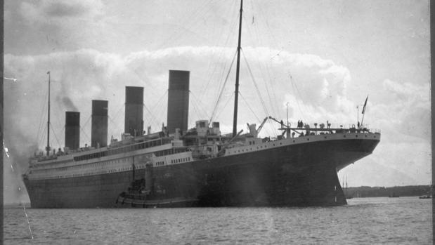 Una juez permite cortar por primera vez el Titanic para obtener su telégrafo