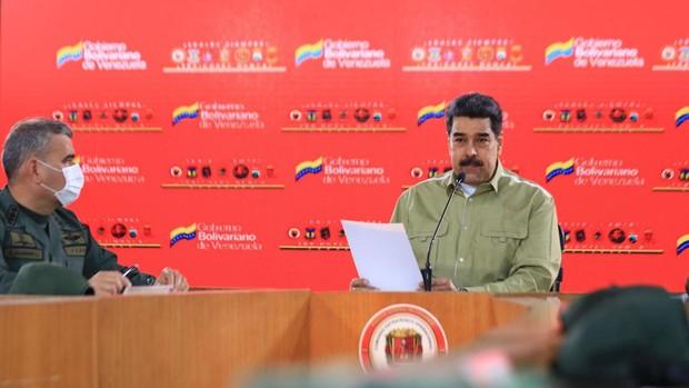 Maduro defiende derecho al comercio internacional tras la llegada del buque iraní
