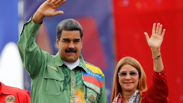 La Fiscalía de EE.UU. presentará cargos por narcotráfico contra Cilia Flores, la esposa de Maduro