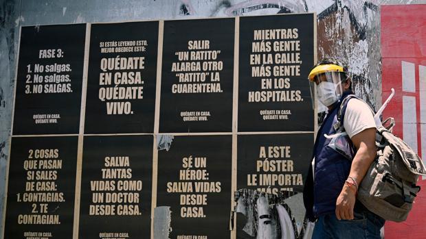 México supera los 100.000 casos y los 11.000 fallecidos, mientras inicia su vuelta a la normalidad