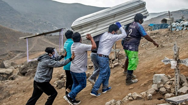 Perú se adelantó con el mayor estímulo económico, pero sigue a Brasil en contagios