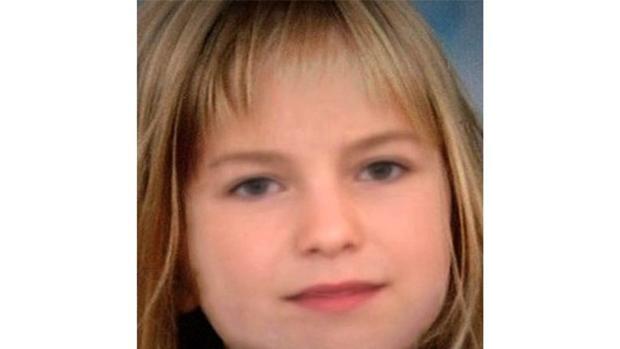 Así sería hoy Maddie McCann a los 17 años