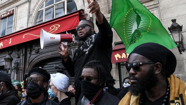 Francia teme la propagación de un movimiento anti racista nacional