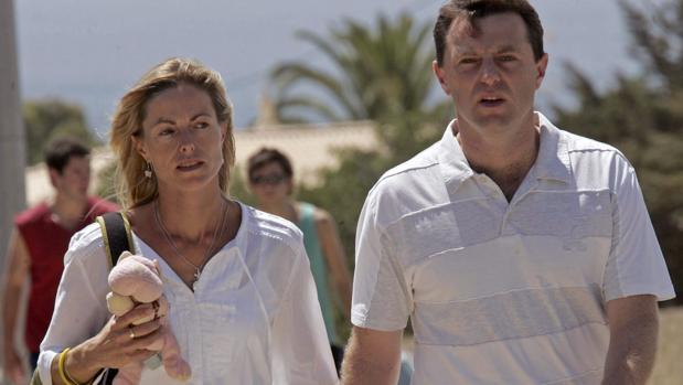 Los McCann reaparecen 13 años después de la desaparición de Madeleine