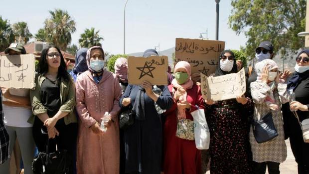 Marruecos alarga su estado de urgencia hasta el 10 de julio sin novedades sobre el cierre total de fronteras