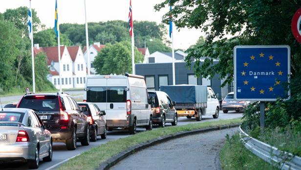 Dinamarca abre sus fronteras a Europa, excepto Portugal y Suecia