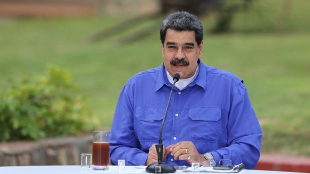 Maduro asegura estar dispuesto a salir del poder en 2022 con un referéndum revocatorio