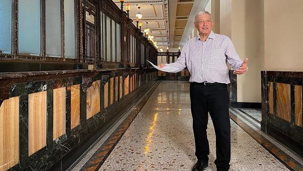 López Obrador visita a Trump rodeado de una fuerte polémica