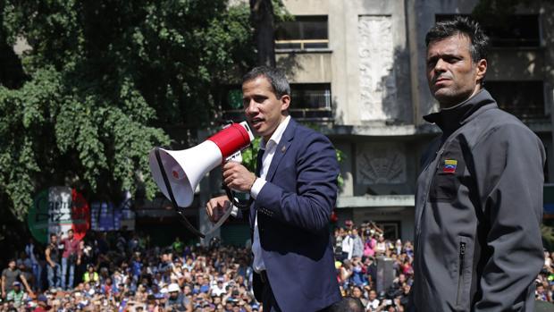 El Supremo venezolano interviene Voluntad Popular, el partido de Leopoldo López