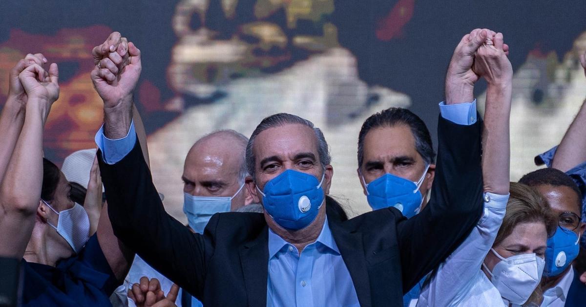 Luis Abinader pone fin a 16 años de hegemonía del PLD en la ...