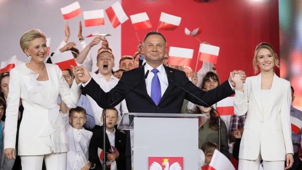 La oposición impugna el resultado de las elecciones presidenciales polacas