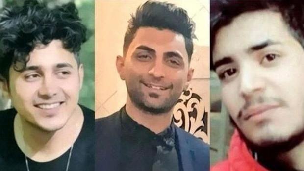 Irán suspende la pena de muerte para los tres manifestantes tras la presión de las redes sociales