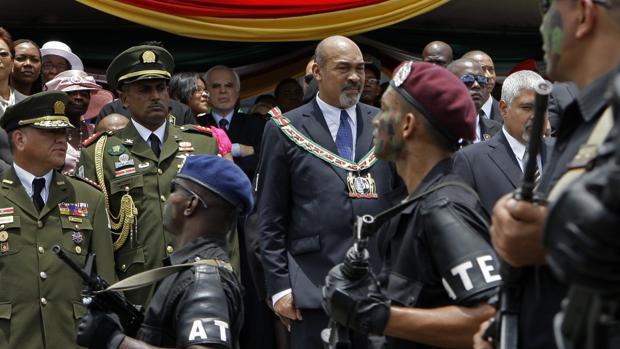 Surinam: cae un narco aliado del régimen chavista