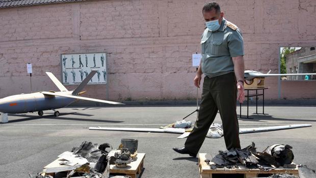 Más de 30 detenidos en Moscú tras choques entre armenios y azerbaiyanos