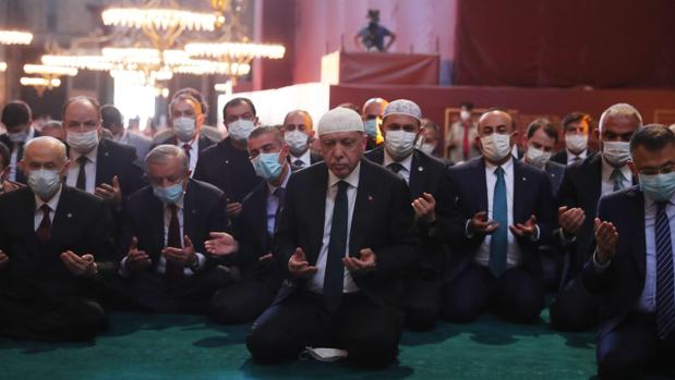 El retorno del califato