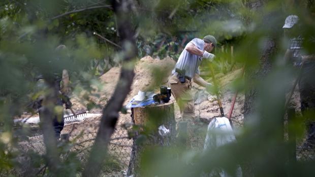 La Policía alemana excava una parcela en relación con el «caso Madeleine»