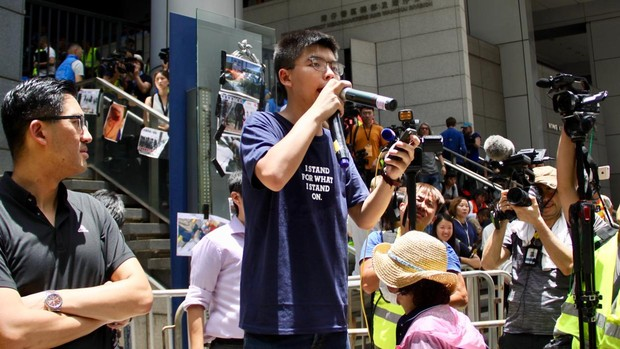 Vetados doce candidatos demócratas en las elecciones al Parlamento de Hong Kong