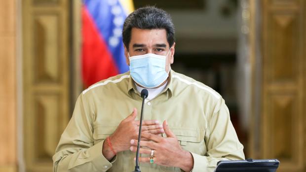 Maduro confirma contactos con la delegación noruega que intenta mediar entre el régimen y la oposición