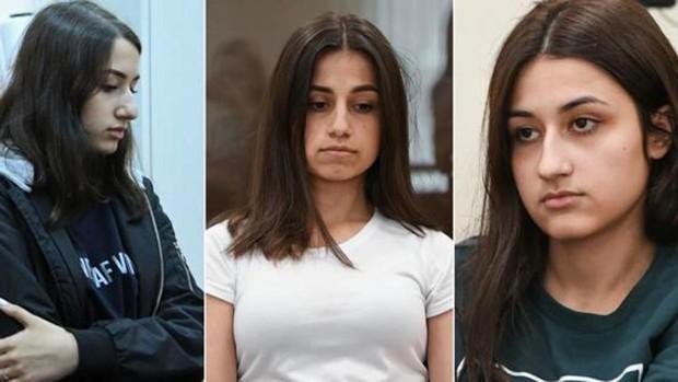 Comienza en Rusia el juicio a las tres hermanas que mataron a su padre por sus supuestos abusos