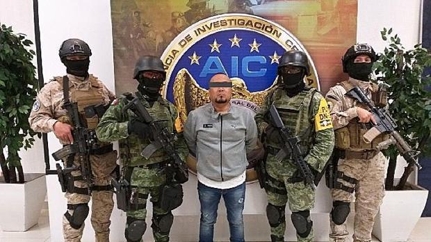 Capturan a «El Marro», el poderoso líder del cártel mexicano Santa Rosa de Lima