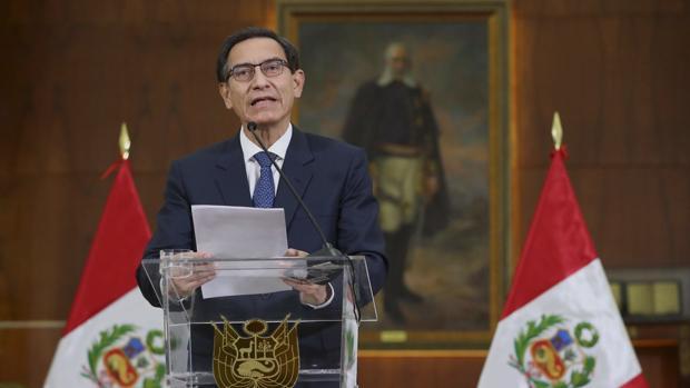Crisis política en Perú tras la negar la confianza el Congreso a un nuevo gabinete