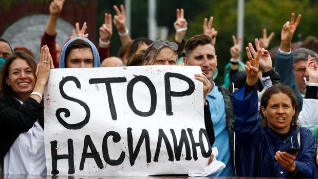 Lukashenko endurece las medidas represivas contra los opositores para evitar fisuras en su régimen