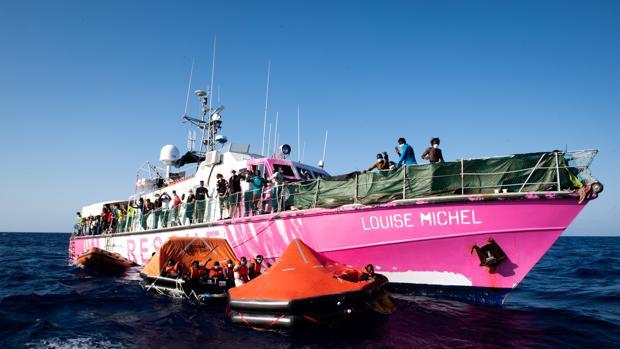 Lampedusa al borde del colapso por la llegada de inmigrantes