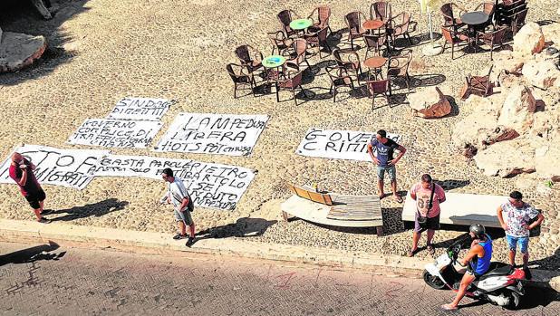 Conte frena «in extremis» una huelga general en Sicilia
