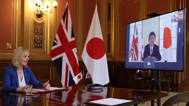 El Reino Unido alcanza con Japón su primer gran acuerdo comercial después del Brexit