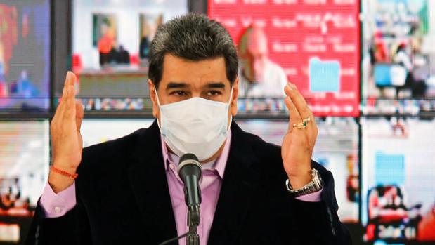 Maduro anuncia la captura de un «espía estadounidense» en Venezuela