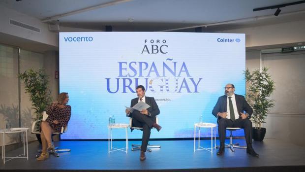 Sigue en directo el Foro ABC «España-Uruguay. Mirando al futuro»
