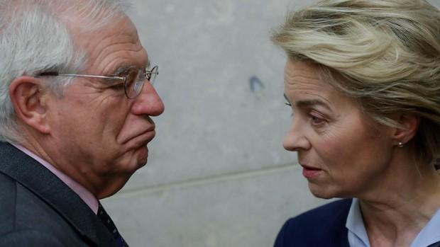 Borrell no informó a la presidenta Von der Leyen de su misión a Venezuela
