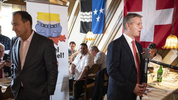 Amplia victoria en Suiza de que se mantenga la libre circulación con la UE