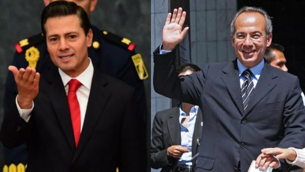 México investiga a los expresidentes Felipe Calderón y Peña Nieto por el caso Odebrecht