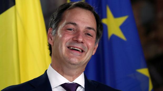 El liberal flamenco Alexander De Croo nuevo primer ministro belga