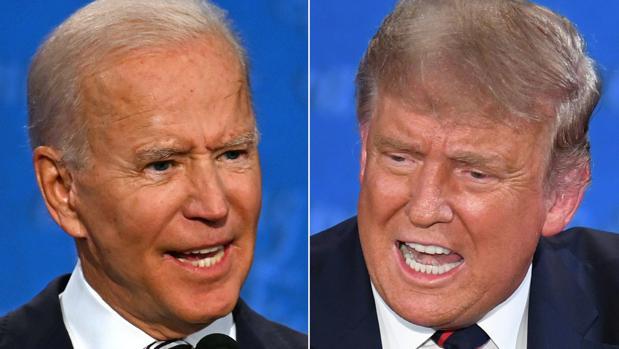 Biden apuesta por no celebrar el segundo debate electoral si Trump sigue dando positivo por coronavirus