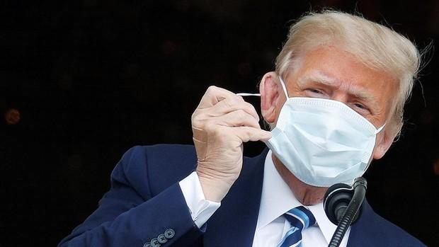 Trump ya no representa «un riesgo de transmisión», según su médico